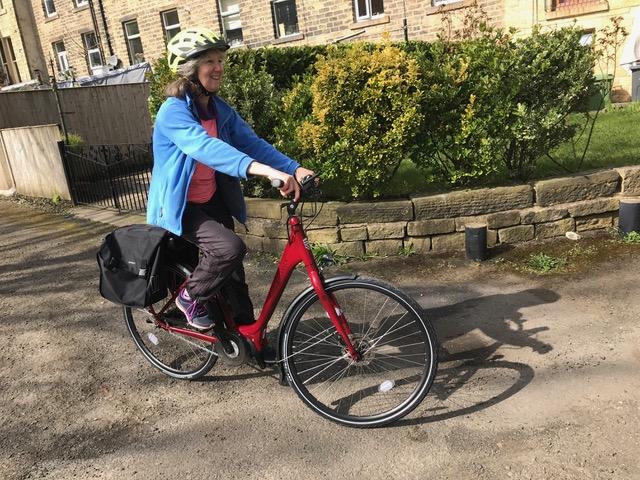 e-bike hire/loan scheme latest