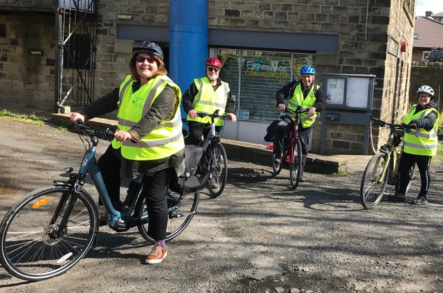 Bikeability training for all returners to cycling