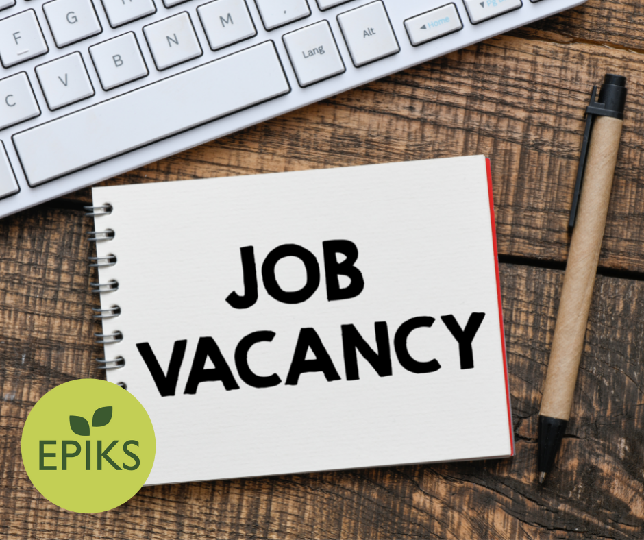 Job Vacancy – Part Time Finance and Admin Role